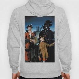 Darth Vader in Mary Poppins Hoody
