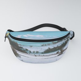 Picturesque winter Fanny Pack