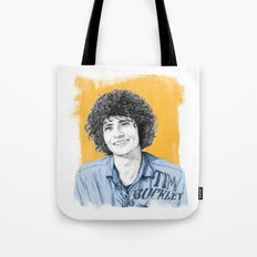 Tim Buckley Tote Bag