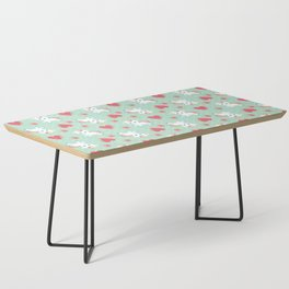 Baby Unicorn with Hearts Coffee Table