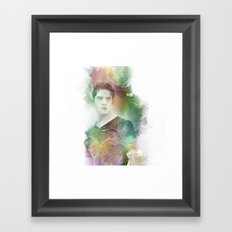 Scott McCall Framed Art Print