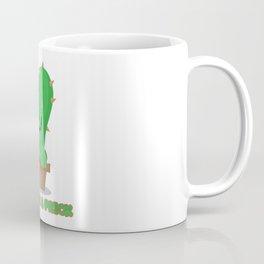 Pricky cactus Coffee Mug