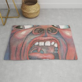 In the Court of the Crimson King Expanded Edition by King Crimson Rug