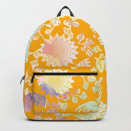 Traditionally Chinese ornament 002 Backpack
