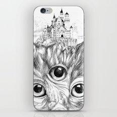 3eyes B&W iPhone & iPod Skin