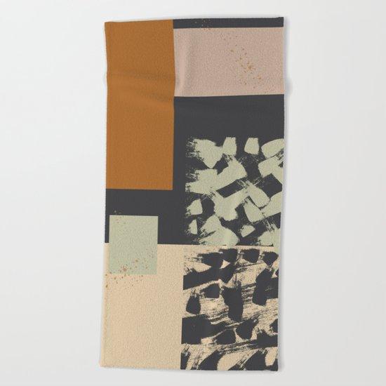 Untitled 1 Beach Towel