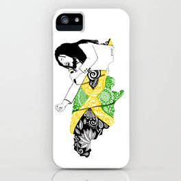 Jamaica -  Freedom Time iPhone Case