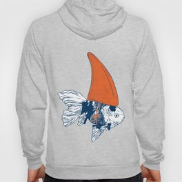 Big fish in a small pond Hoody