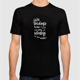 Sardonic Humor Is Just My Way Of Dealing With The World T-shirt