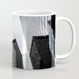 ArtWork New York City USA Black Art Photo Coffee Mug