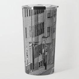 Beacon Hill Sketched  Travel Mug