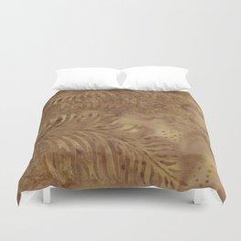Coconut Batik 04 Duvet Cover