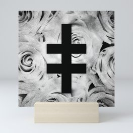 Cross of Lorraine Mini Art Print