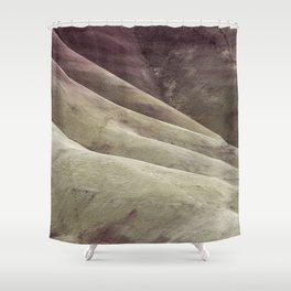 Hills as Canvas, No. 1 Shower Curtain