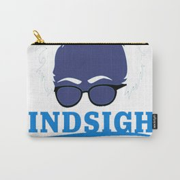 Bernie Sanders - Hindsight 2020 Carry-All Pouch