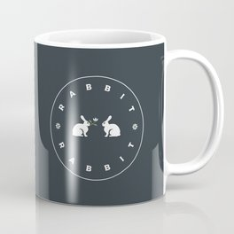 Rabbit Rabbit More Kindness Coffee Mug