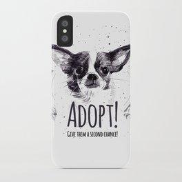 Adopt iPhone Case