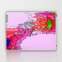 Destruction of the Rainbow (Dorothy's Lament) Laptop & iPad Skin