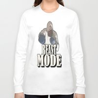 boxing Long Sleeve T-shirts featuring BOXING  by Robleedesigns