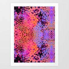 FluO BulB Art Print