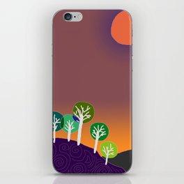 summer iPhone Skin