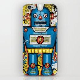 Thunderbot  iPhone Skin