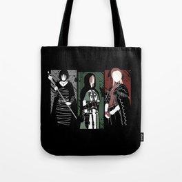 Souls Waifus Tote Bag