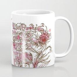 Egon Bondy's Happy Hearts Club Banned Coffee Mug