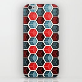 Cube Collection 1 iPhone Skin