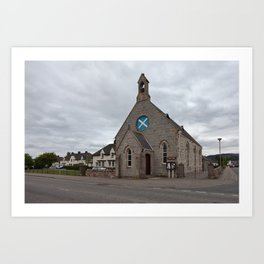 Church of Scotland Art Print