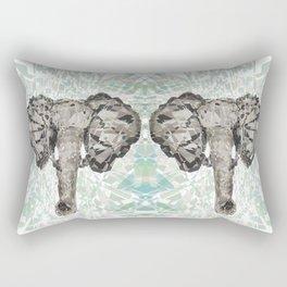 Loxodonta africana Rectangular Pillow
