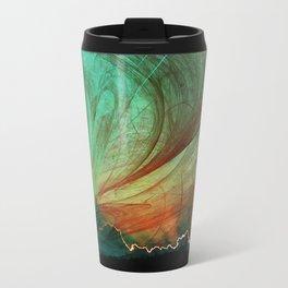 Sunset stormy skies Travel Mug