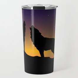 Howl Together Travel Mug