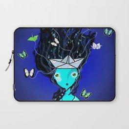 Locura de Mariposas Laptop Sleeve