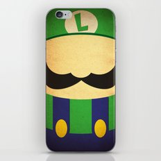 Minimal Player 2 iPhone & iPod Skin