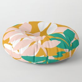 palm springs getaway Floor Pillow