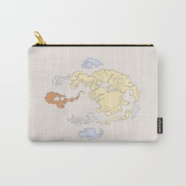 The Lay of the Land Carry-All Pouch