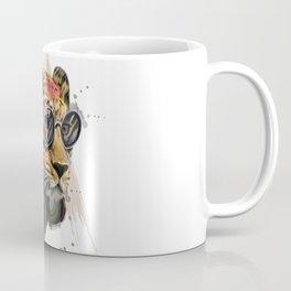 Cool leopard Coffee Mug