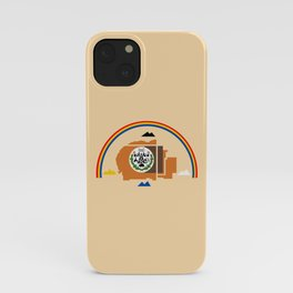 flag of Navajo iPhone Case