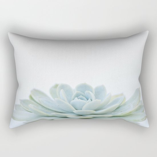 succulent 02 Rectangular Pillow