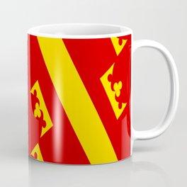 flag of alsace Coffee Mug