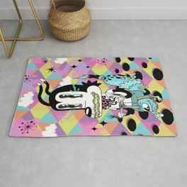 No Training Wheels Required Rug