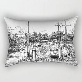 Steinhatchee Rectangular Pillow