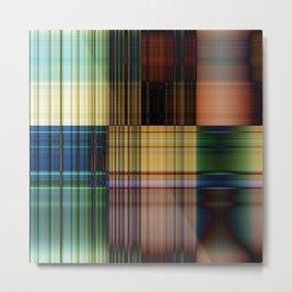 stripes 237 Metal Print