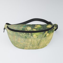 Fields of Yellow Fanny Pack