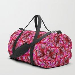 Ultimate Pink Pattern Duffle Bag