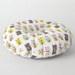 Lucky Cat / Maneki Neko Floor Pillow