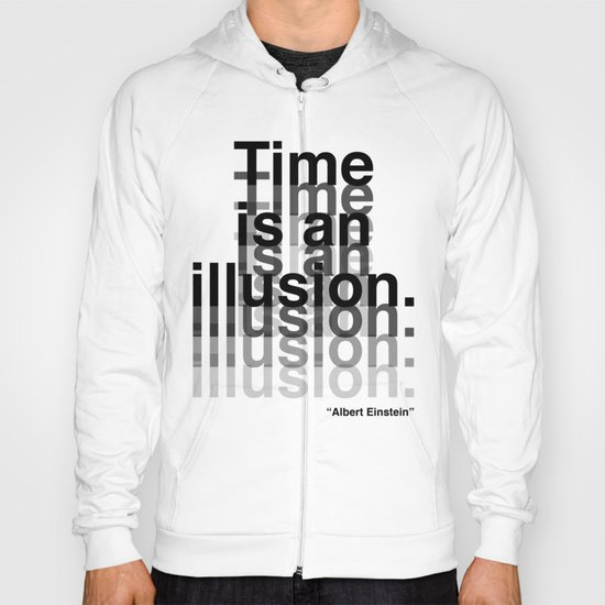 Illusion (Albert Einstein)  Hoody