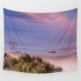 """""""Tarifa"""". Atlantic Ocean beach Wall Tapestry"""