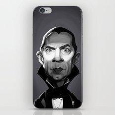 Bela Lugosi iPhone Skin